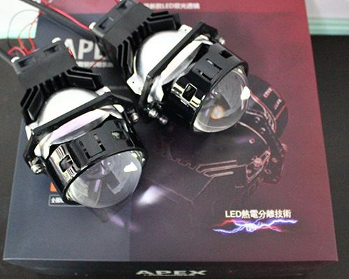 LED透镜灯